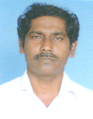 Mr. I. Sureshkumar : Machine Operator