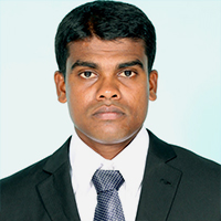 Mr. V. Anojan : Department of Accounting